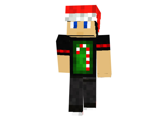 ThanartFTW | Minecraft Christmas Skins