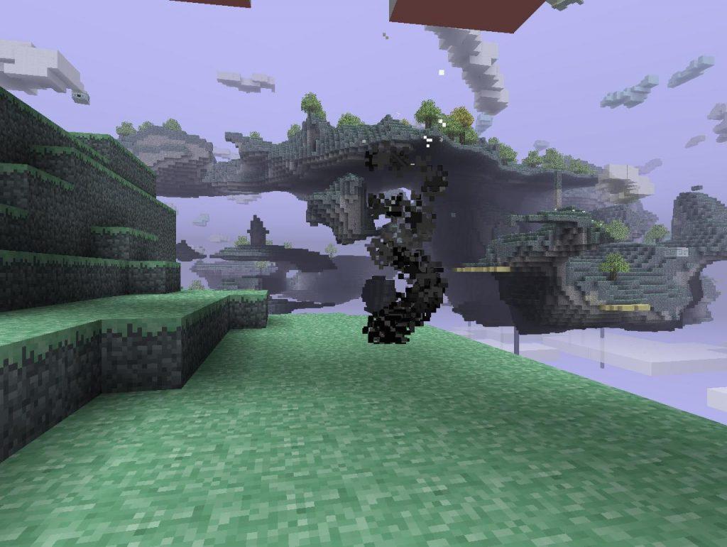 The Aether Mod Screenshot