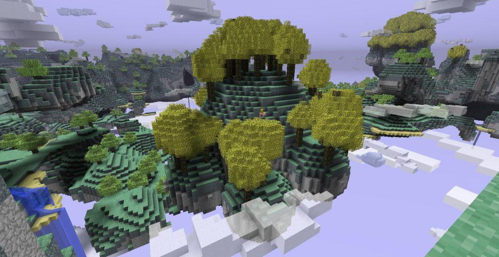 The Aether Mod Screenshot 2