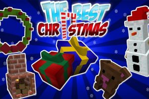 The Best Christmas Mod for Minecraft