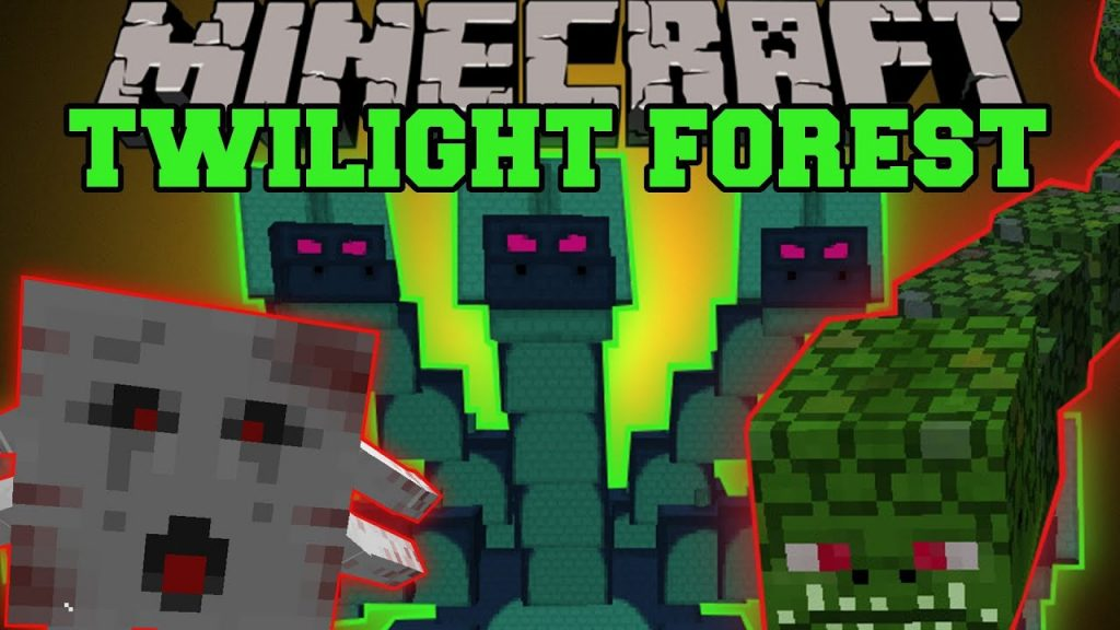 The Twilight Forest Mod 1.12.2/1.7.10/1.5.2 (New Dimension)