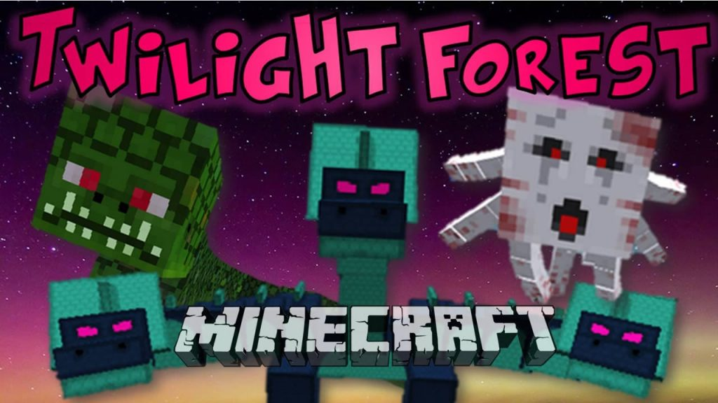 The Twilight Forest Mod for Minecraft