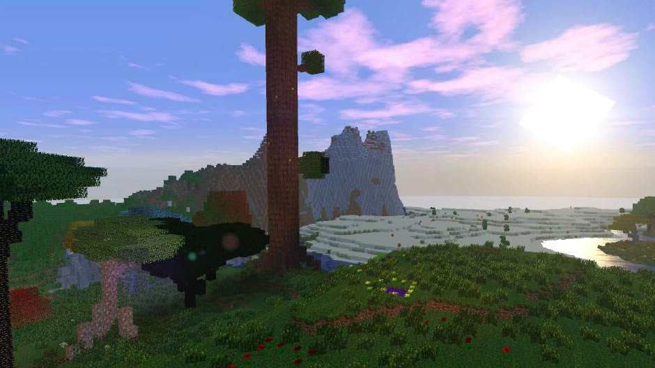 The Twilight Forest Mod Screenshot