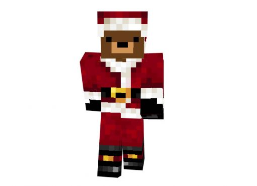 TheGamer659 (Christmas Bear) Minecraft Skin