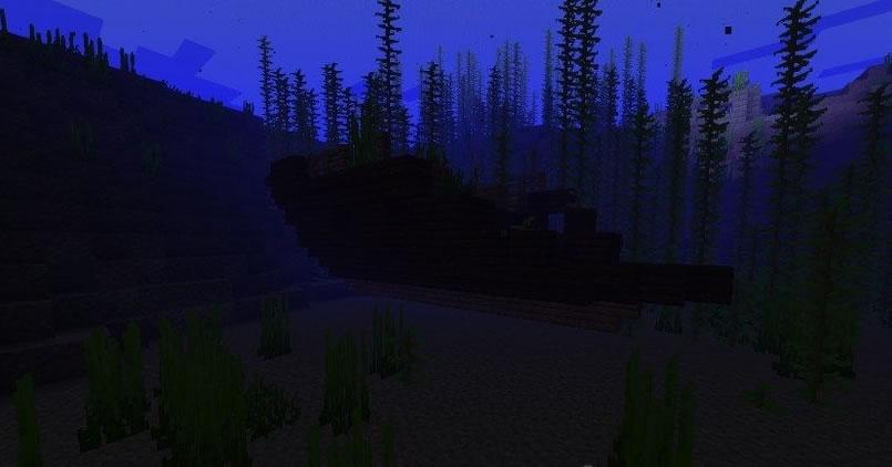Three Ships At Shore Seed Screenshot 2