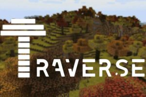 Traverse Mod for Minecraft
