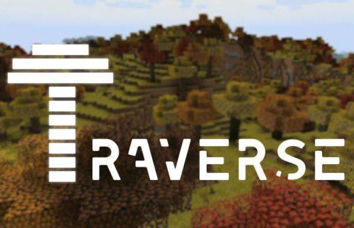 Traverse Mod for Minecraft