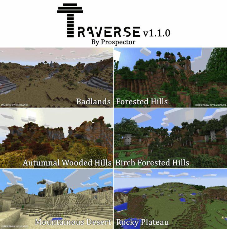 Traverse Mod Screenshot 2