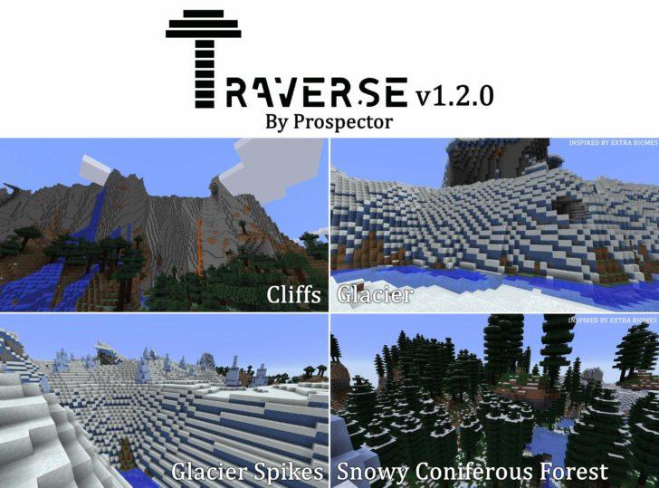 Traverse Mod Screenshot 3