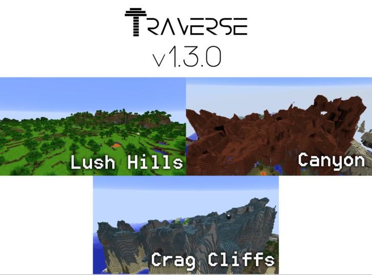 Traverse Mod Screenshot 4