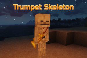 Trumpet Skeleton Mod for Minecraft