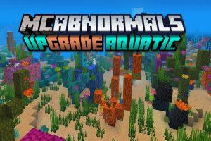 Upgrade Aquatic Mod for Minecraft