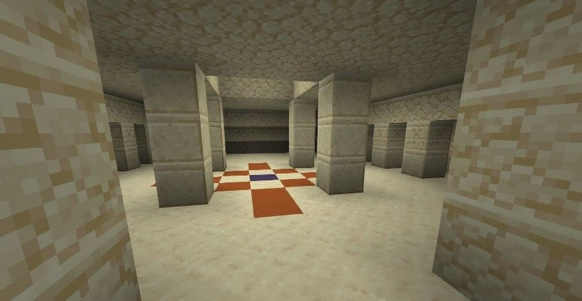 Village With Hidden Temple Seed Screenshot 2