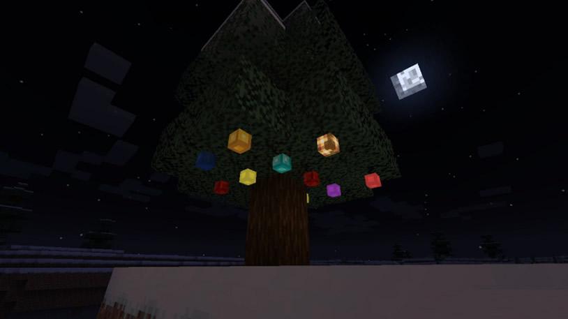 Winter Decorations Mod Screenshot