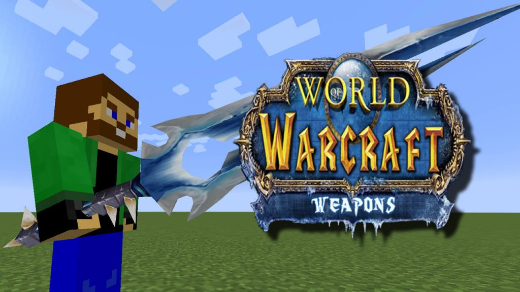 World of Warcraft Weapons Mod