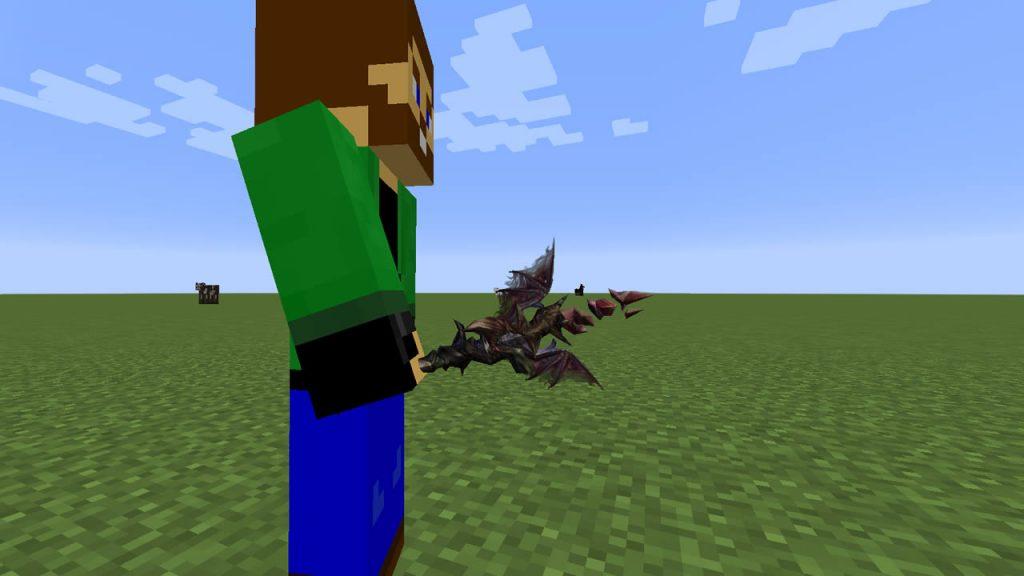 World of Warcraft Weapons Mod Screenshot 2