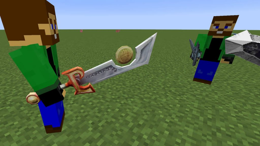 World of Warcraft Weapons Mod Screenshot 3