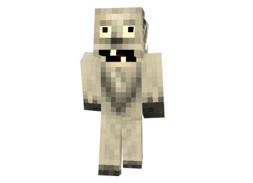 Yeti Skin