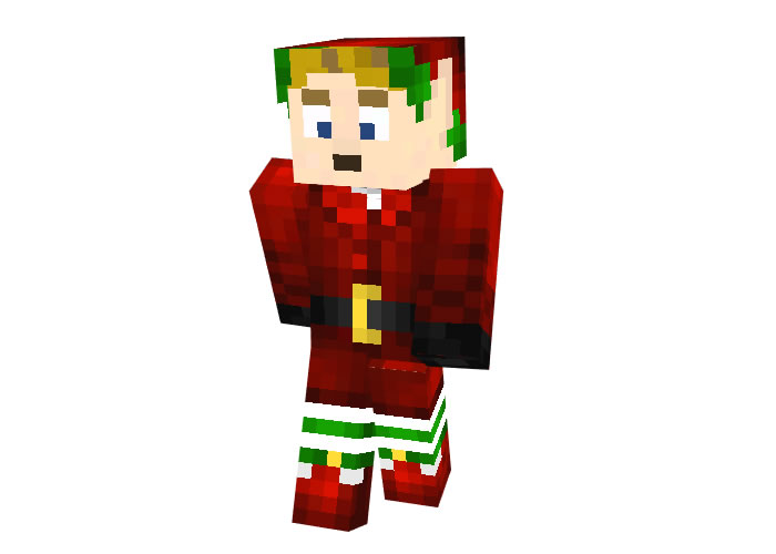 ZeldaGeekGamer (Elf) Skin