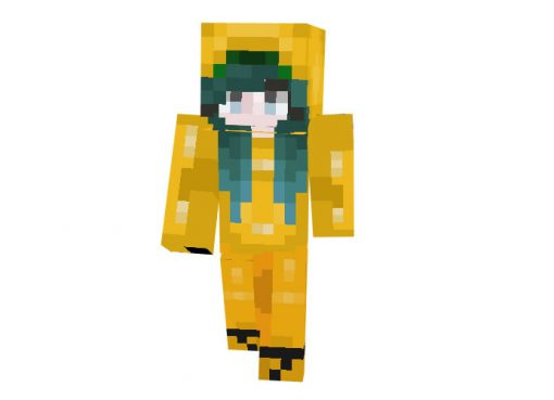 billieeilish | Minecraft Skins for Girls