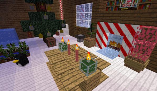 Christmas Festivities Mod Screenshot
