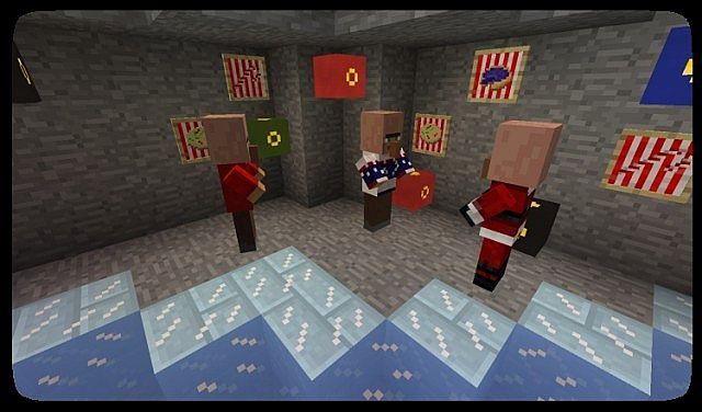 Christmas Festivities Mod Screenshot 2