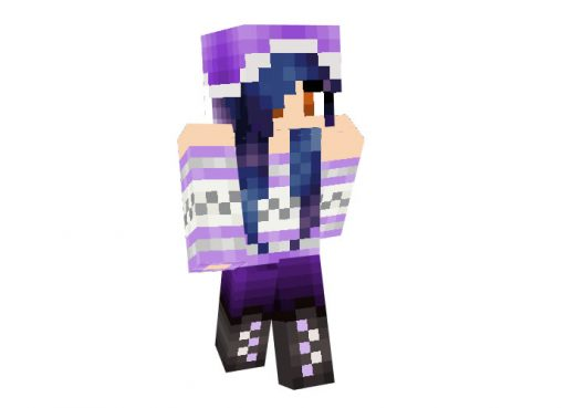 hayleygrace Skin | Minecraft Christmas Skins for Girls