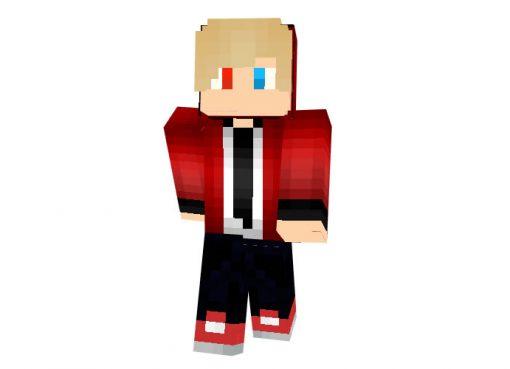 ichangedmaname - Minecraft Christmas Skin for Boy