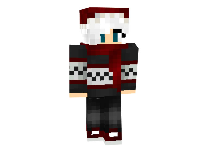 lilerence555 | Winter Minecraft Christmas Skins