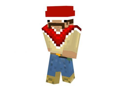 mr_tacoman (Mexican) | Minecraft Christmas Skins for Boys