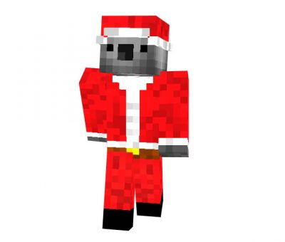 tb4205 (Koala)   Christmas Minecraft Skins