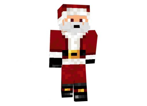 tommy__123__ Santa Claus Skin for Minecraft
