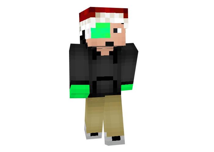 tristankwok Christmas Skin for Minecraft