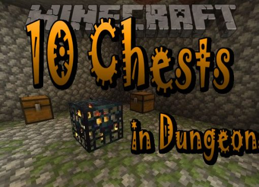 10 Chests in Dungeons Seed 1.15.1/1.14.4