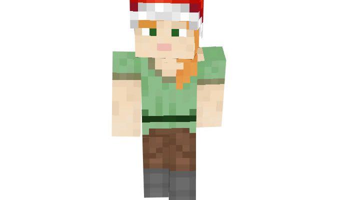 Alex Christmas Skin