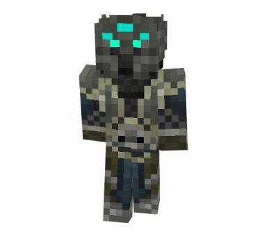 Barrex Skin   Minecraft Robot Skins Download