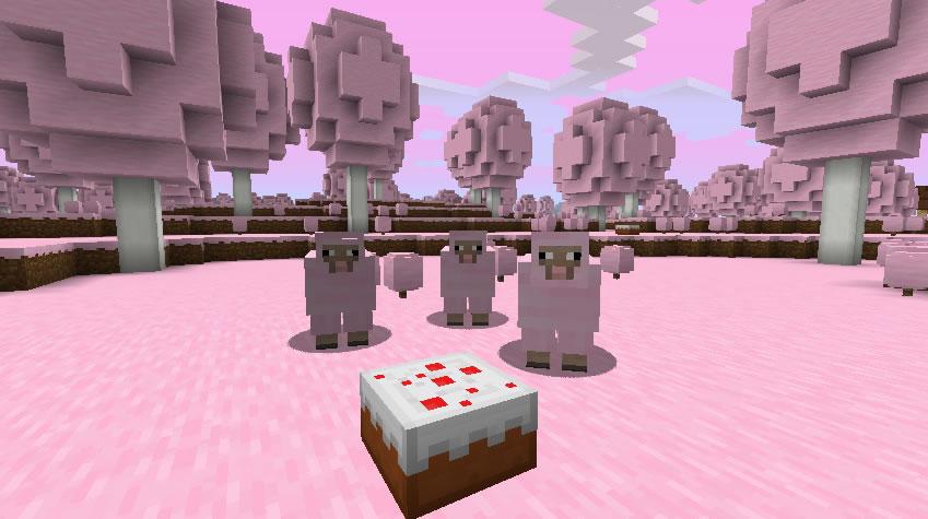 Candy World Mod Screenshot