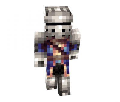 Conquer Gamers Skin   Minecraft Robot Skins