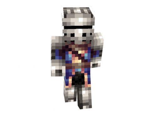 Conquer Gamers Skin | Minecraft Robot Skins