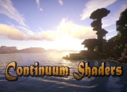 Continuum Shaders for Minecraft