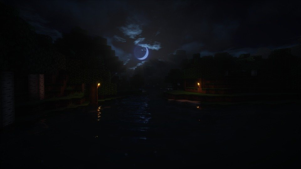 Continuum Shaders Screenshot Night