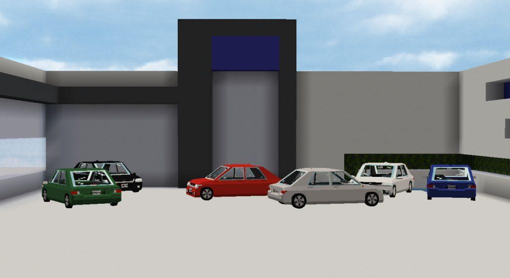 Generic American Motoring Mod Screenshot 2