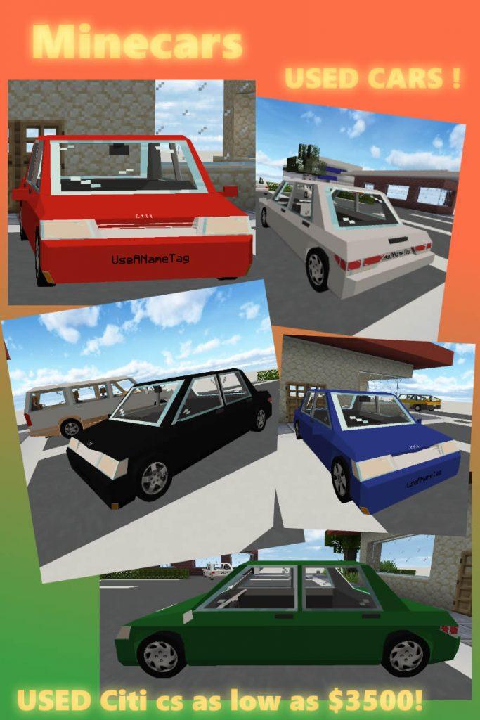 Generic American Motoring Mod Screenshot
