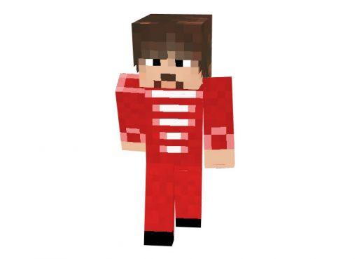 George Harrison Skin for Minecraft