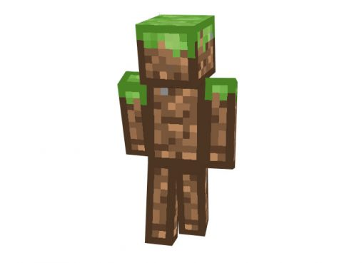 Grass Slime Skin