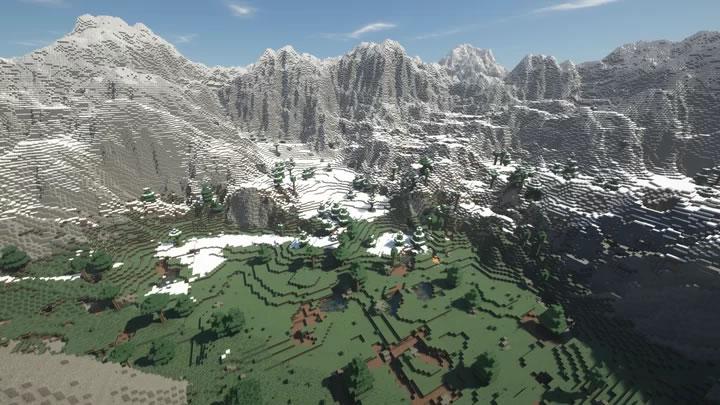 Ice Mountains Mod Screenshot 5