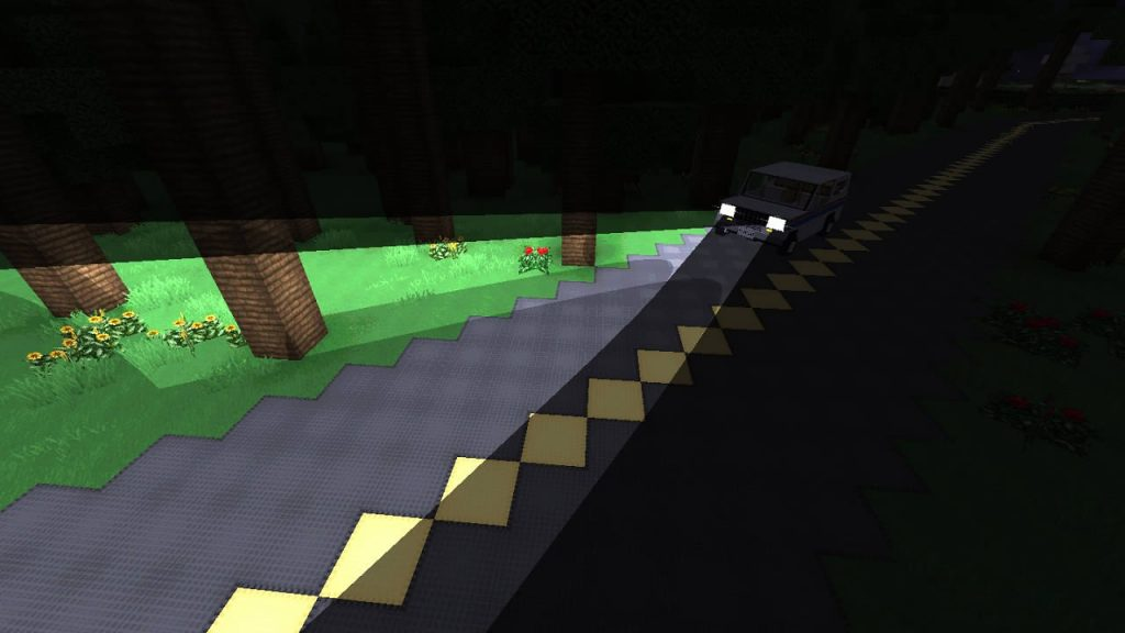 Immersive Vehicles Mod Screenshot