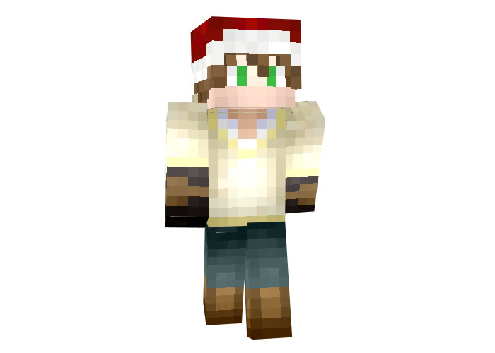 Jaganmati Skin   Minecraft Christmas Skins