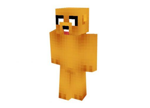 Jake the Dog Skin (Adventure Time)
