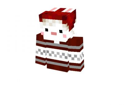 Labbits Skin | Minecraft Christmas Skins Download